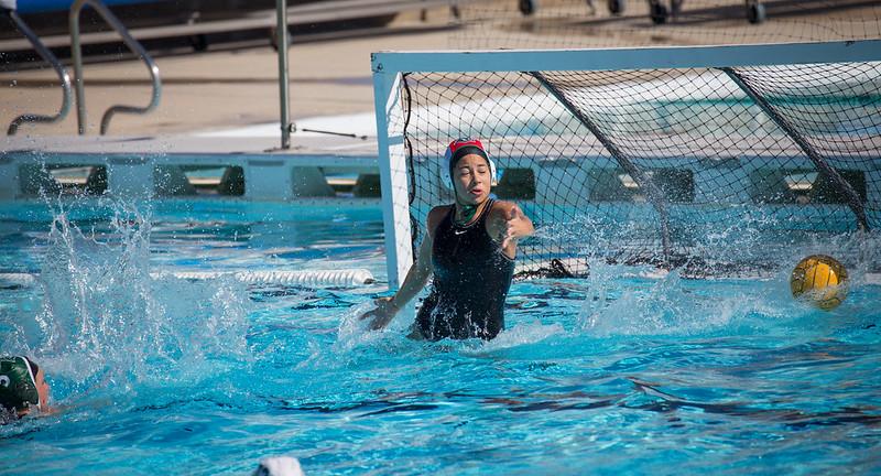Cuesta Scores Against Alumni