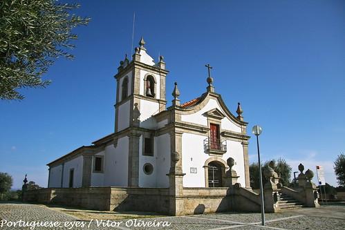Capela de Nossa Senhora da Esperança - Abrunhosa - Portugal