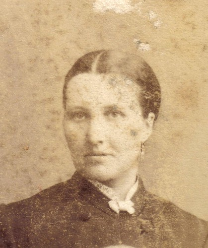 Possibly Mary Ann Lord (nee Spencer) cropped