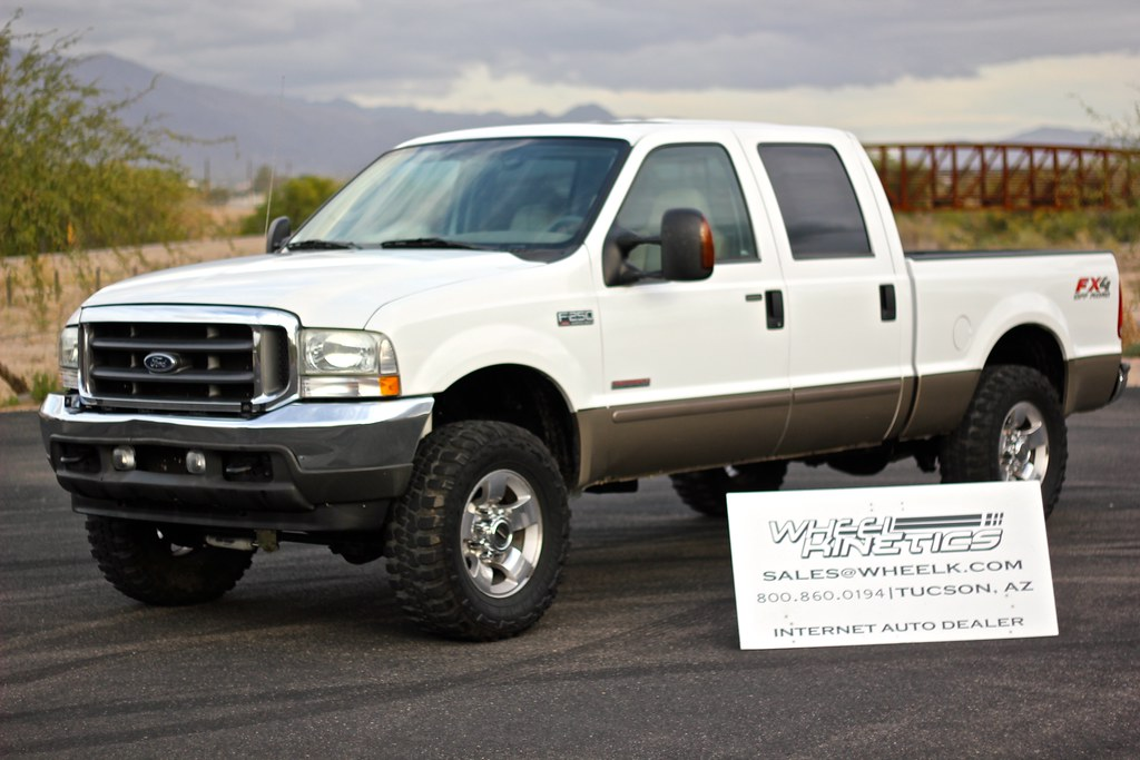 Ford F250 V10 For Sale ... ford f250 super duty 2003 ford f250 super duty 2005 f250 slow fuel