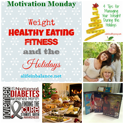 Weight, Fitness, Healthy Eating, and the Holidays