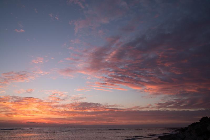 明けの空before dawn