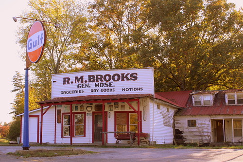 R.M. Brooks General Merchandise - Rugby, TN