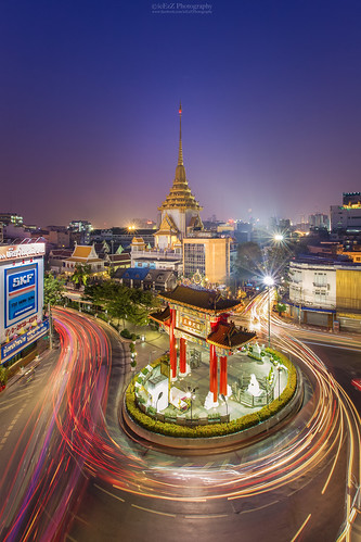 road old city travel architecture night landscape thailand ancient cityscape nightscape bangkok landmark trail cycle colourful odean