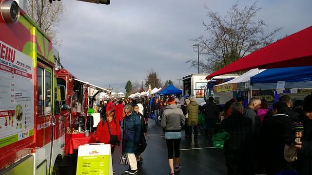 Vancouver Winter Farmer's Market