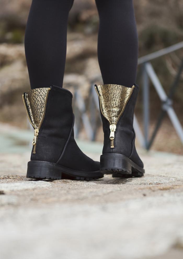 street style barbara crespo el molino del tio alberto avila spain zara outfit fashion blogger
