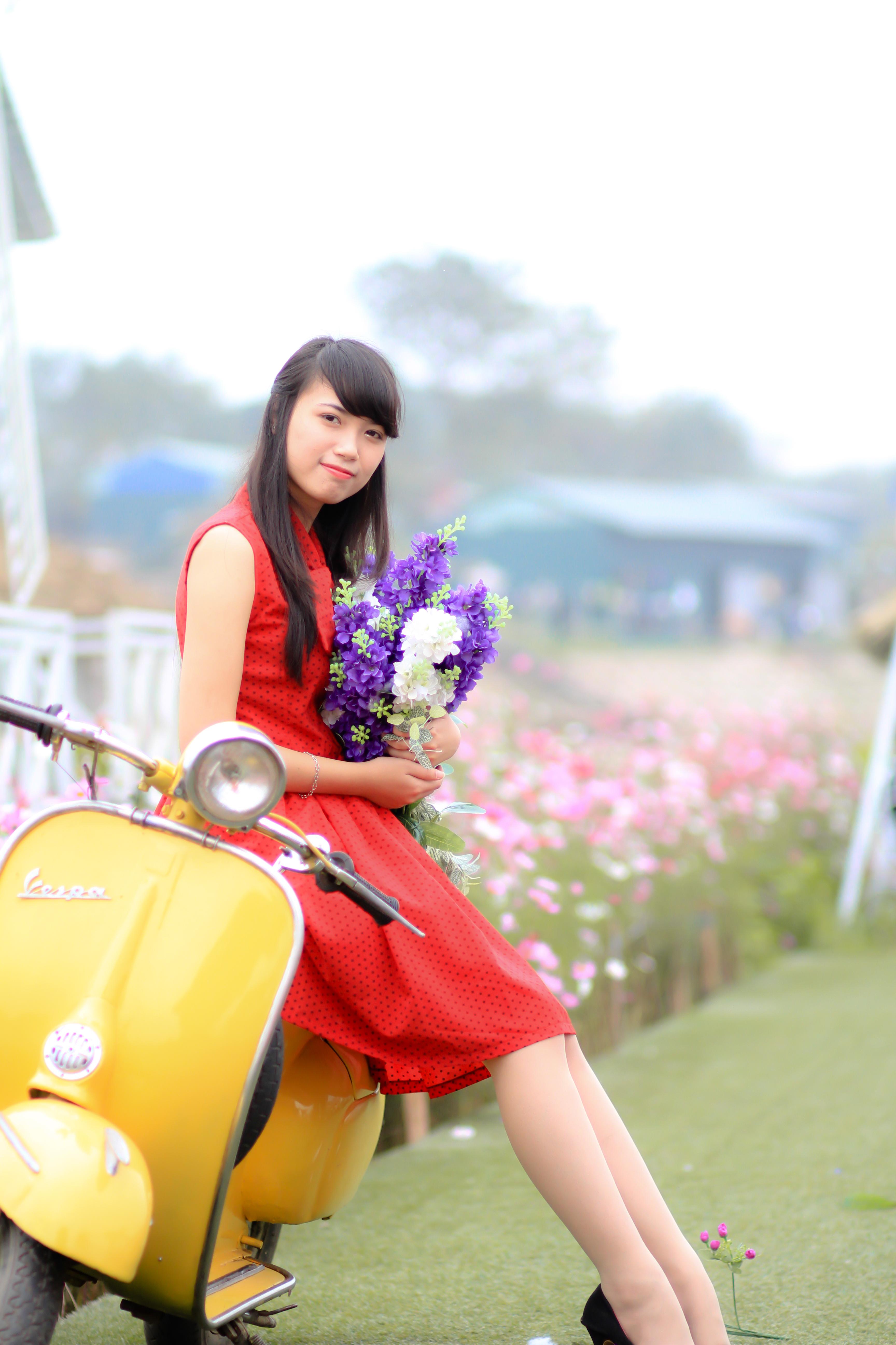 Áo yếm hững hờ của mỹ nhân Việt