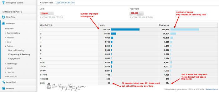 Google-Analytics-number-visits