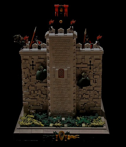 GCVI: Midnight Raid (Castle Wall Assault)