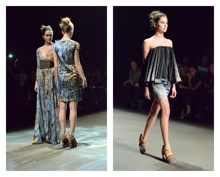 Collage Dorhout Mees 2, Fashion Week AMSTERDAM 2014