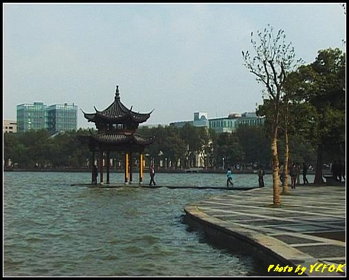 杭州 西湖 (其他景點) - 022 (湖濱路的湖畔)