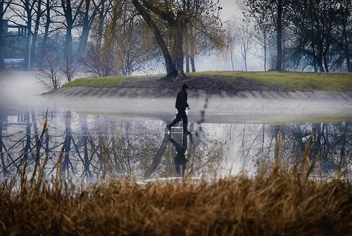 Walk on ice