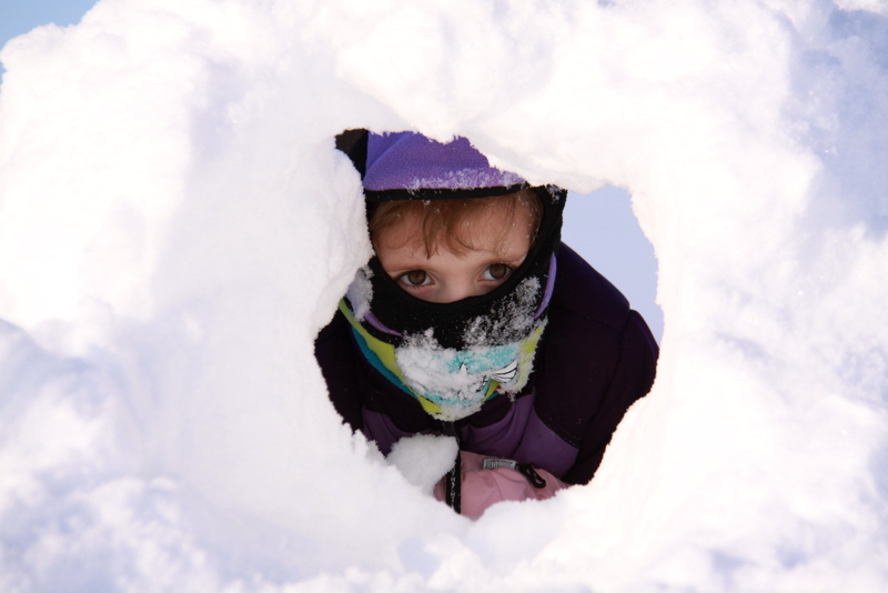 play in snow (8)