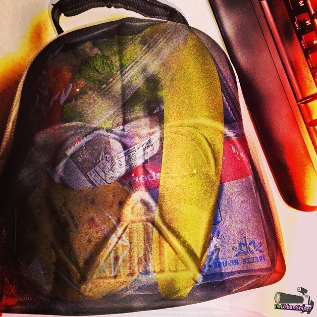 55 / #365  _________________ This is not the meal you are looking for. _________________ #theurbansniper #mealprep #lunch #breakfast #food #foodporn #eathealthy #darth #darthvadar #starwars #theeditingpowerofacellphone #stillcantcurecancer #priorities #ba