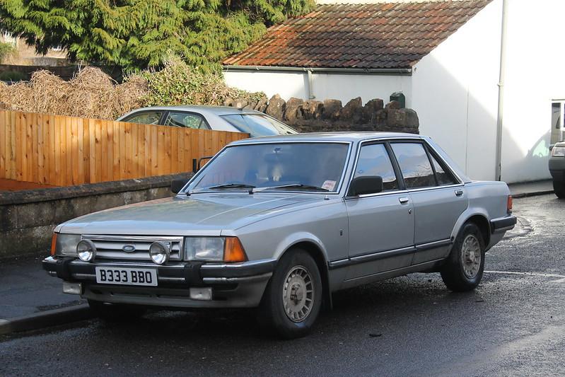 1984 Ford Granada 2.8 Ghia Auto