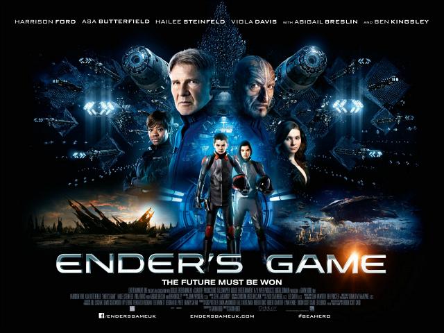 ender's game film review uk blg
