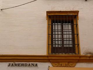 Calle Jamerdana de Sevilla