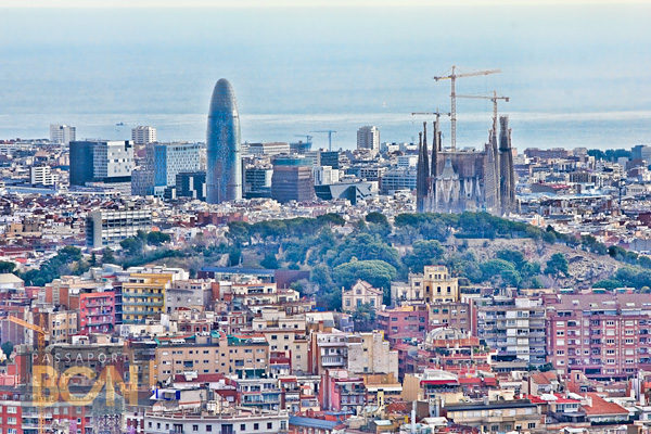 Carretera de les Aigües, Barcelona