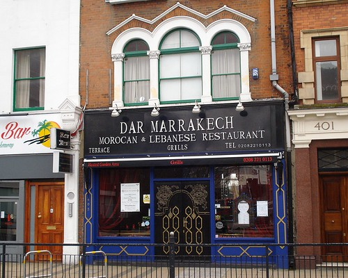 Dar Marrakech, Stratford, London E15