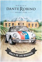 Bodega Dante Robino será la anfitriona del Rally de las Bodegas 2014