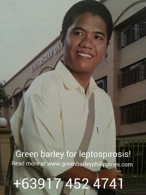 green-barley-testimonial-leptospirosis