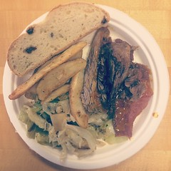 #cornedbeef and #cabbage at work today