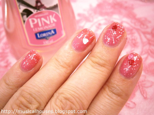 Etude House Coral Manicure