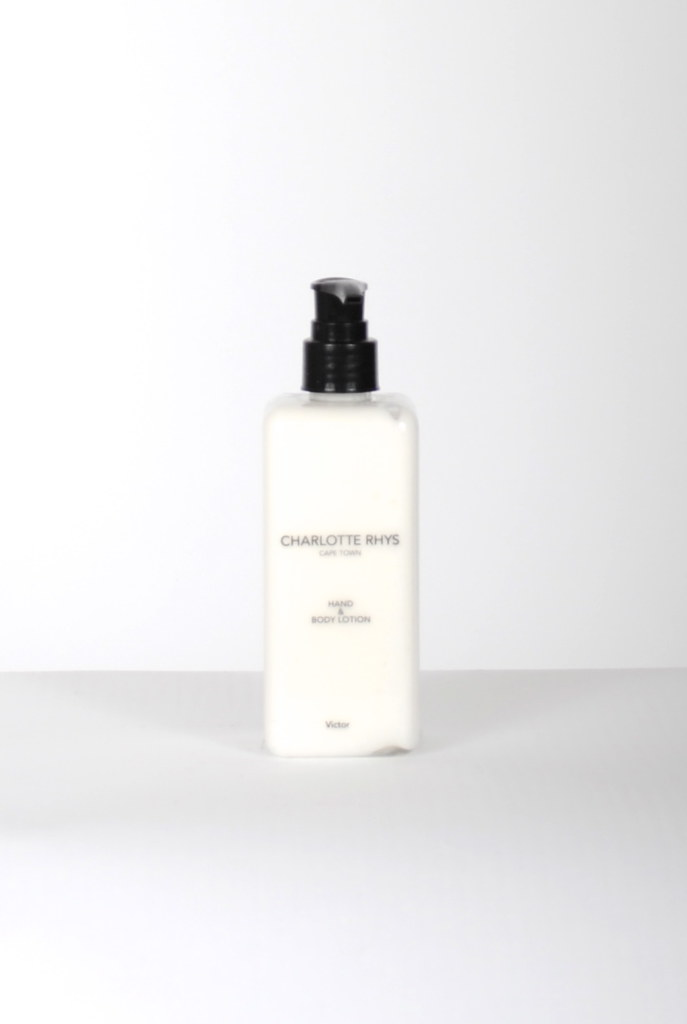 """Victor"" Hand & Body Lotion"