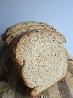 Transitional Rye Sandwich Bread