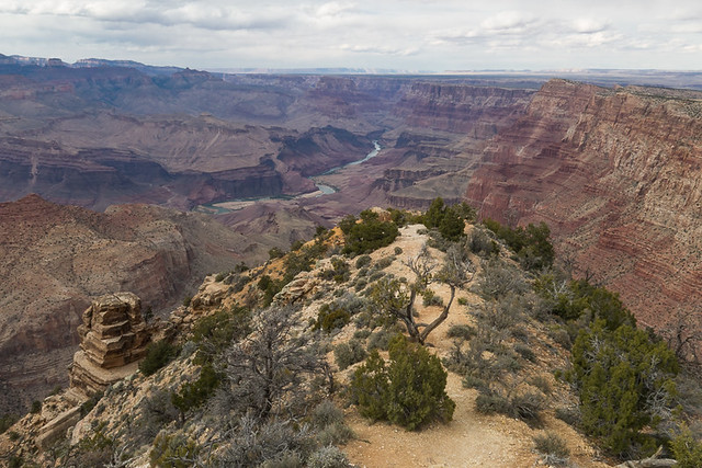 Watchtower Point, Grand Canyon NP