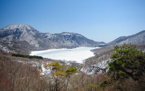 lake snow mountains japan maebashi gunma 2014 mtakagi lakeonuma d700 afsnikkor2470mmf28ged