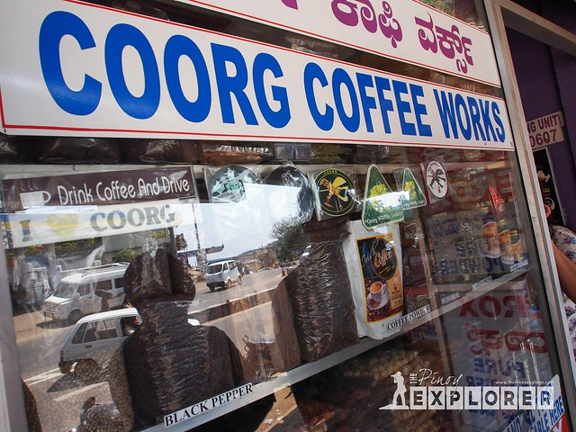 Coorg downtown