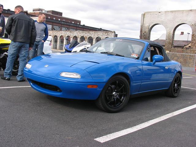 MX-5 (NA) - Mazda