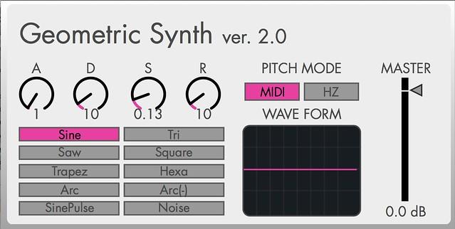GeometricSynth2.0