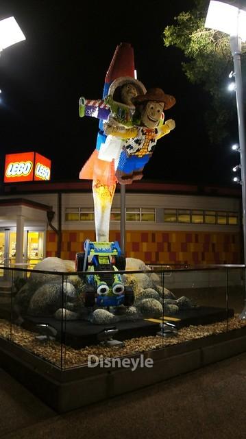 WDWにあるレゴのお店