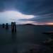 Lago Trasimeno - Long Exposure by Andrew Hicenberg