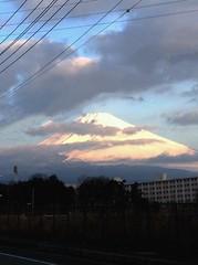 Mt.Fuji 富士山 2/4/2015
