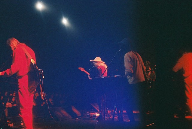 At the Bistro with Connan Mockasin