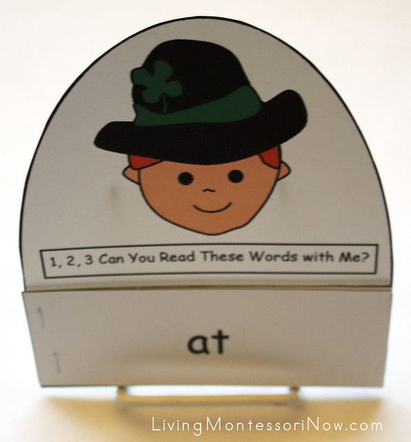 St Patrick's Day Word Book