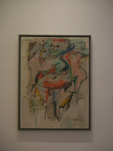 DSCN9186 _ Woman Standing--Pink, 1954-55, Willem De Kooning, Anderson Collection