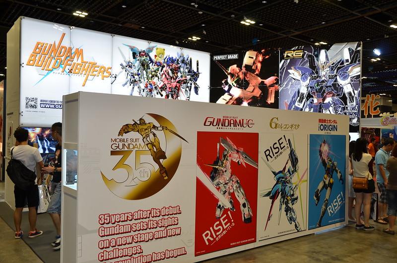 AFA SG Gundam 3
