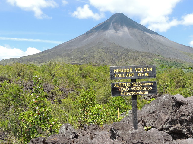 best things to do costa rica - Volcan Arenal