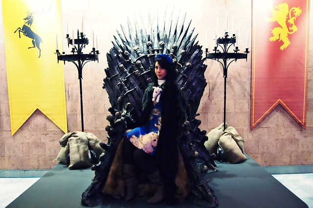 Game of Thrones Exhibition London O2 2015