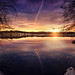 Peaceful Lake by Chrisnaton