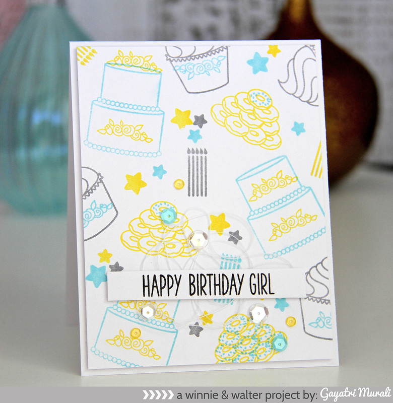 Happy Birthday girl card2