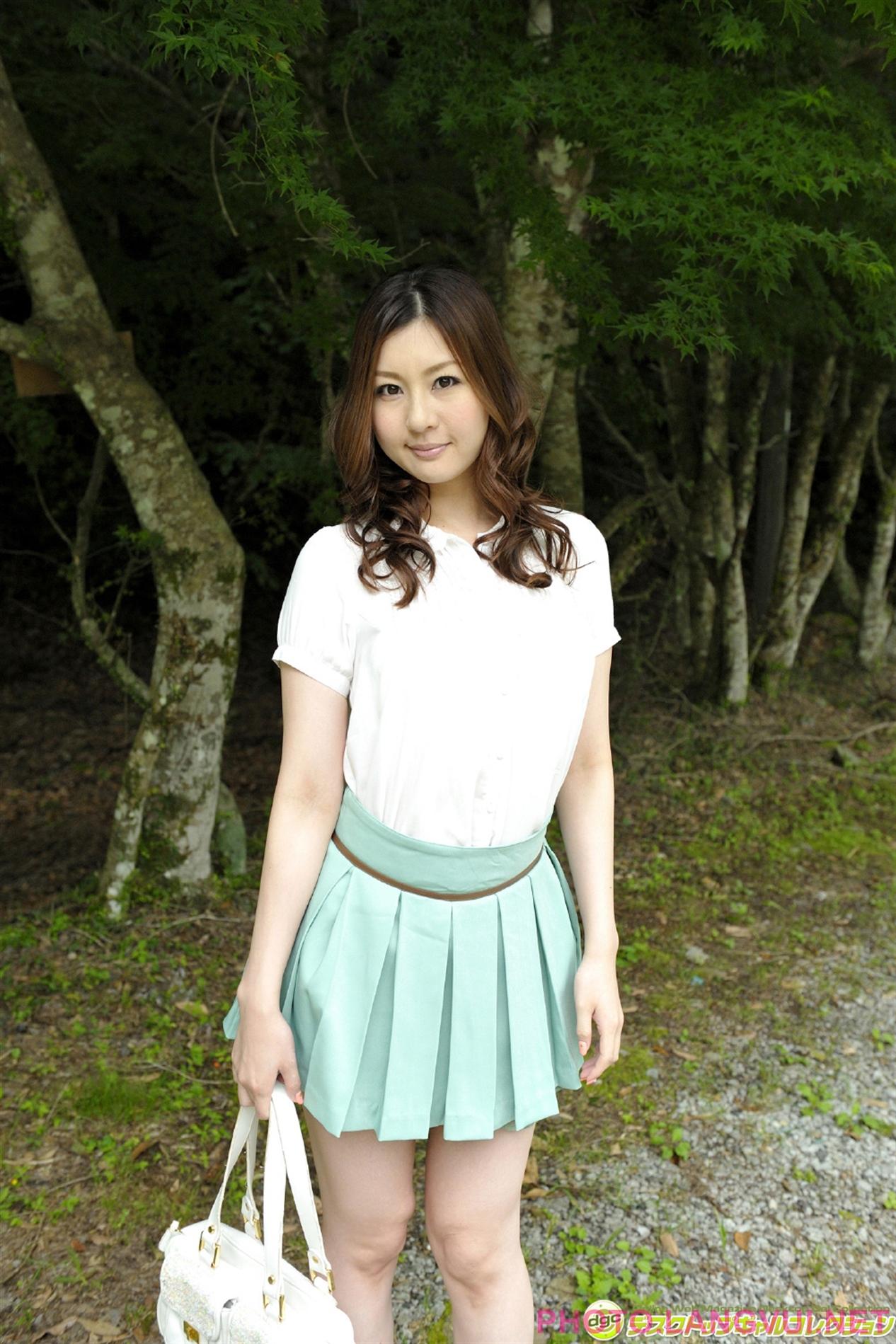 DGC No 1213 Yui Tatsumi - Page 3 of 11 - Ảnh Girl Xinh