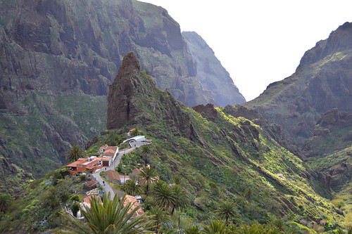 Jeep Safari, Masca, Tenerife