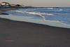 Ocean scape at dusk