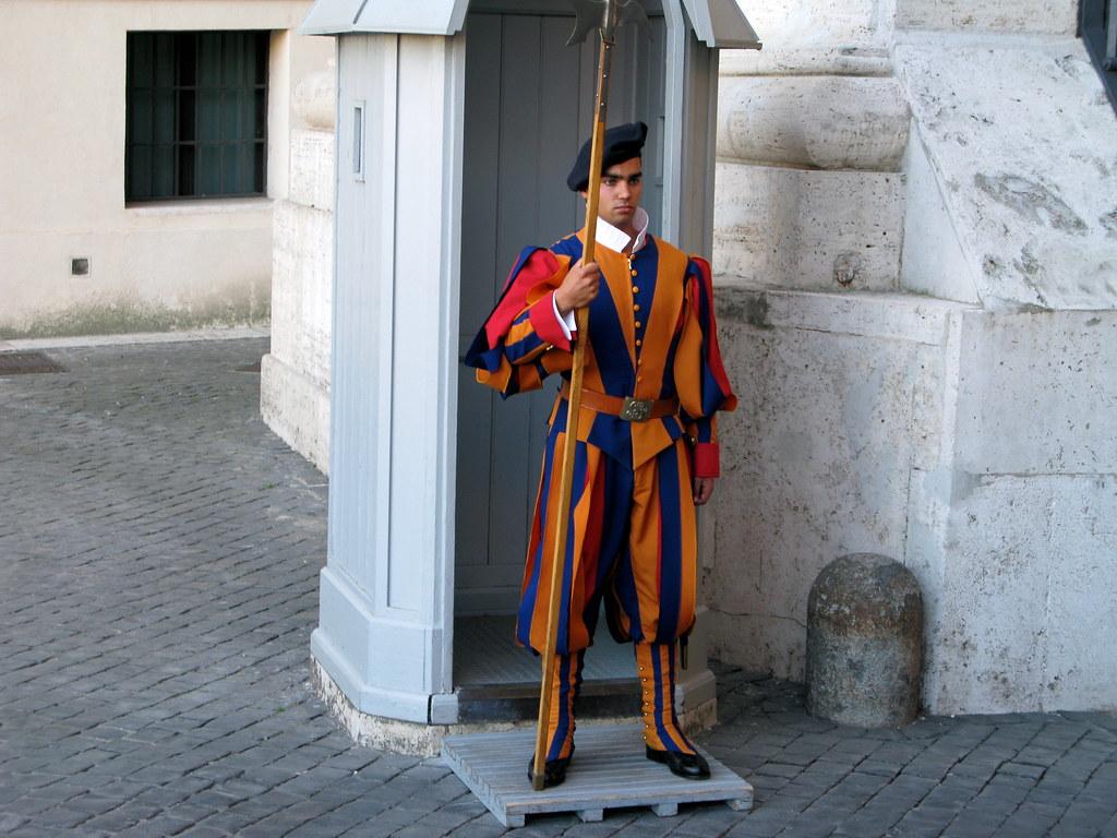 Guardia Vaticano