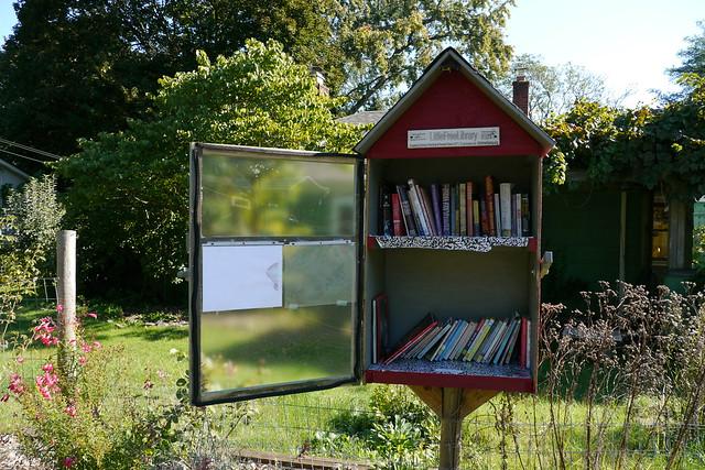 Acorn Park Little Free Library